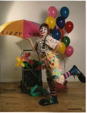 Lizzy The Clown, Just clowning around, LTC Entertainment