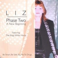 Liz Vibert- My First CD, click on the cover to listen to my songs